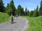 cez-kopanec-uz-len-na-bicykli